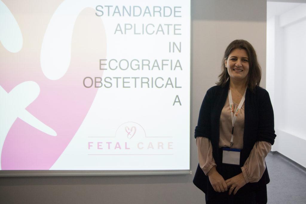 """Ediția III a cursului """"Standarde Aplicate în Ecografia Obstetricală"""" (6)"""