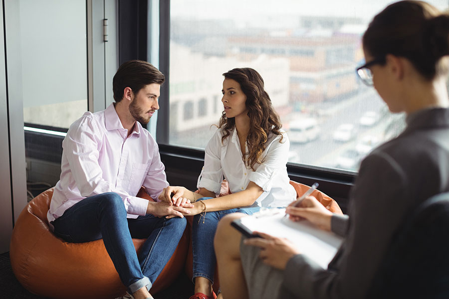 4. Consiliere psihologică a cuplului infertil