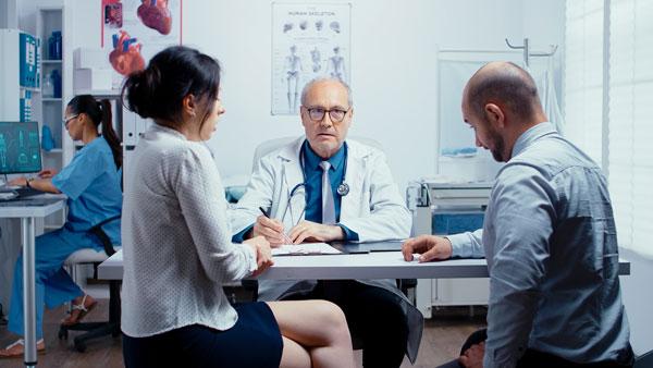 Investigarea cuplului infertil pentru stabilirea diagnosticului